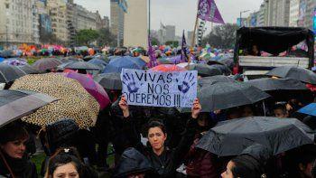 lamentable: hubo 139 femicidios en el primer semestre