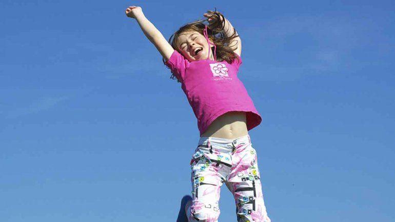 Un niño saludable será un adulto sano