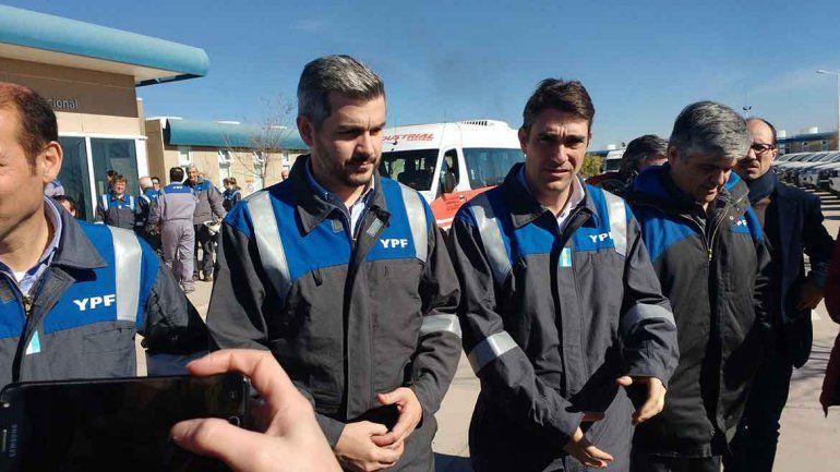Gas a Chile: Iguacel dijo que se va  a vender un poco más caro