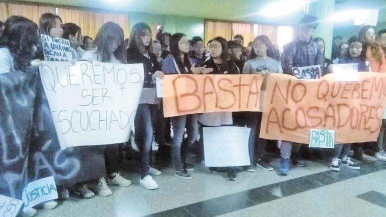 Denunciaron por acoso sexual a un preceptor de Zapala