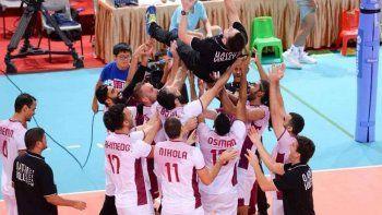 El pase a la final, los festejos de la selección de Qatar y la trascendencia reflejada en la prensa de ese país.