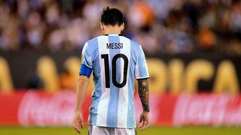 Estaba cantado: Messi le bajó el pulgar a Scaloni