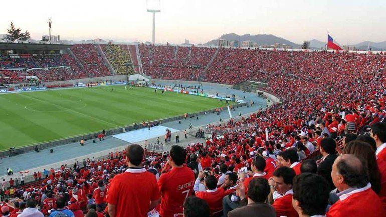 El Nacional de Chile será sede de la final de la Libertadores 2019.