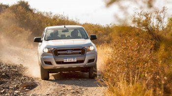 como es la nueva ford ranger: tecnologia, confort y seguridad para los amantes de las camionetas
