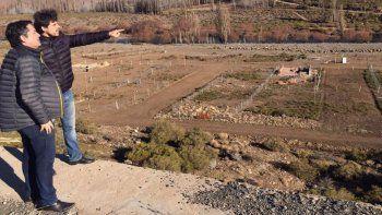 mansilla critico a pinedo por la extrajerizacion de tierras