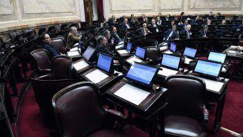 allanamientos a cristina: no hubo quorum en el senado