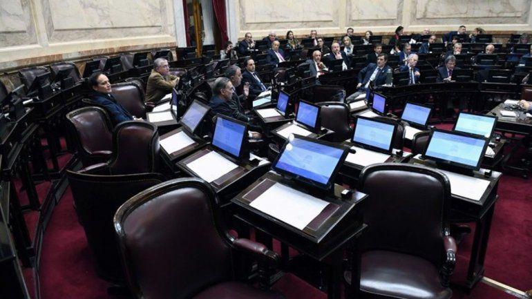 Allanamientos a Cristina: no hubo quórum en el Senado