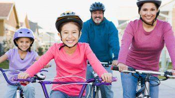 la bicicleta es el medio de transporte mas saludable