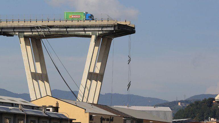Génova: la historia del camionero que frenó justo antes del abismo