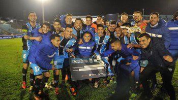 Almagro ha jugado cuatro amistosos y un cruce oficial de Copa ante Gimnasia de Jujuy.