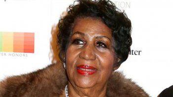 a los 76 anos murio aretha franklin, la reina del soul