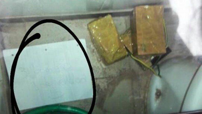 Una falsa amenaza de bomba obligó a suspender las clases en el CPEM 50