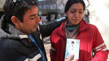 Alan González tenía 9 años. Sus padres no tienen consuelo.