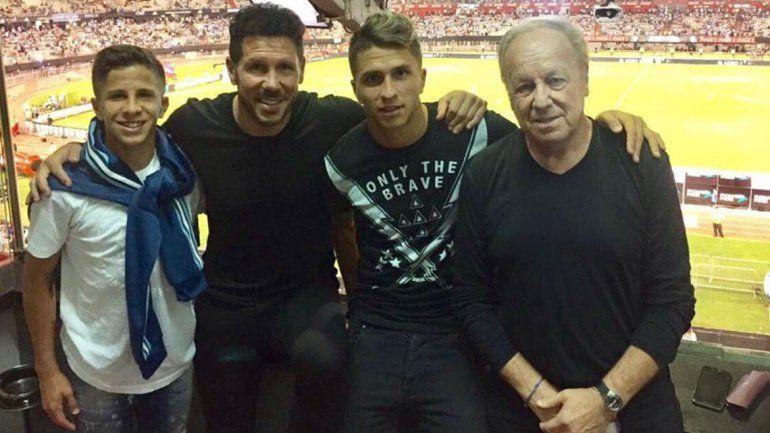 Hay Simeone para rato en el Atlético. La Selección debe esperar.