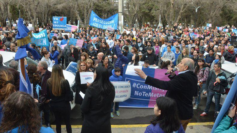 Márquez: El Estado es de todos, pero hoy es del LGTB