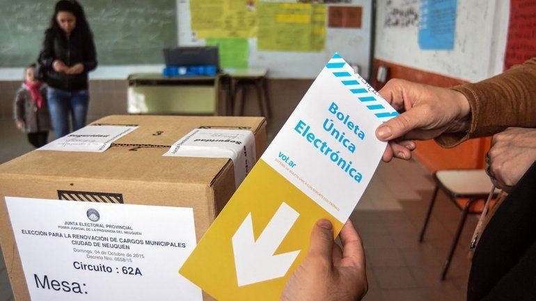Habrá capacitaciones para el nuevo sistema electoral