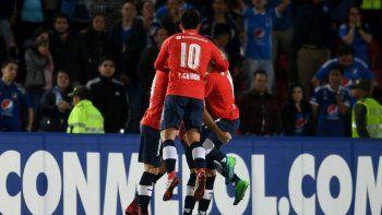 Independiente igualó con Newells y Central es líder