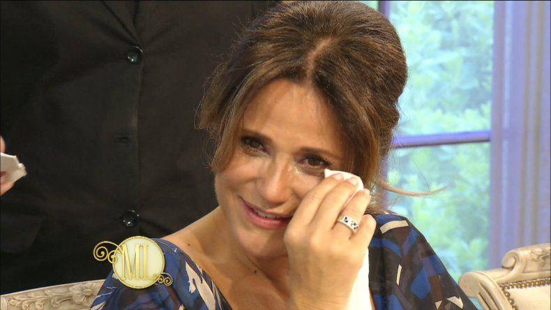 La dura confesión de María Fernanda Callejón: Cuando era muy pequeña, un tío me abusó