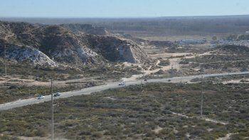 el parque bardas norte ya perdio casi 30 hectareas