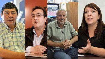 camino al 2019: conoce que haran los intendentes que no pueden ir a la re-re