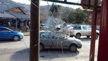 dos bandas se cruzaron en pleno centro: hubo disparos
