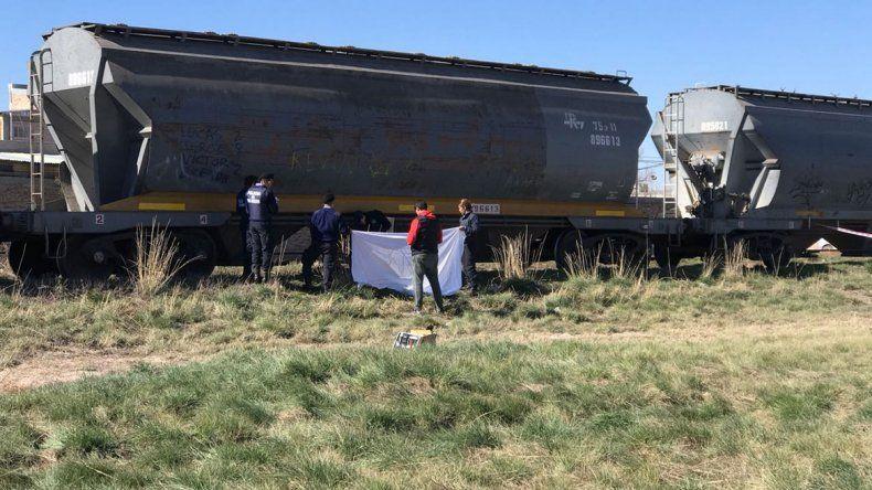 Trágico: murió un adolescente tras ser arrollado por un tren
