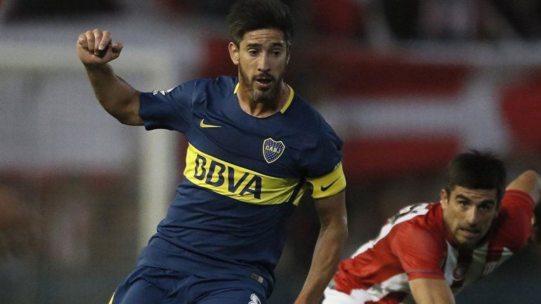 Pablo Pérez será titular en el Xeneize