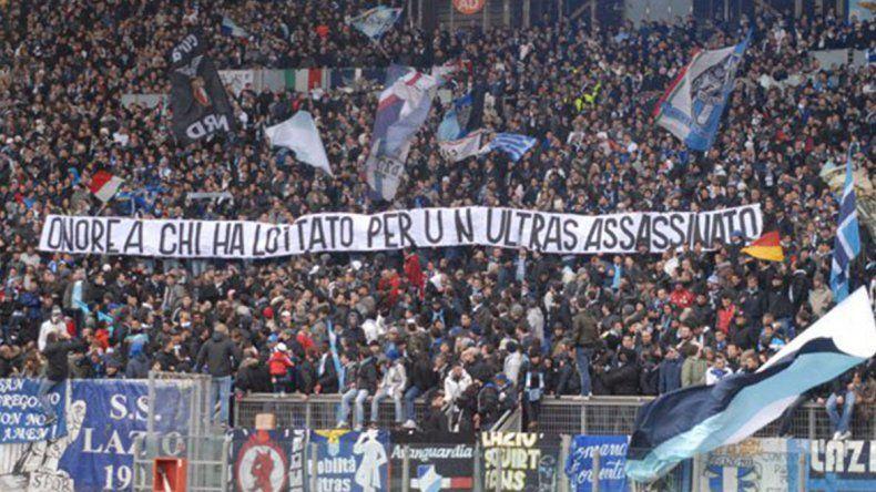 No admitimos mujeres, el repudiable mensaje de los barra bravas de Lazio