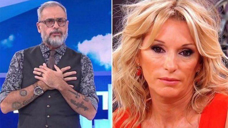 Rial y Yanina Latorre se tiraron con munición gruesa