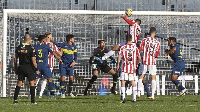 Tras 617 días, Boca se quedó sin la punta: perdió 2 a 0 con Estudiantes