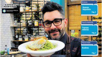 cocineros argentinos te da recetas para cuando no te sobra tiempo