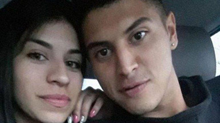 La mujer en cuestión es Karen Gramajo y conoce a Palacios desde hace cuatro años. Cuando se enteró de la relación con Pérez