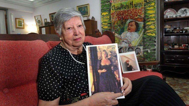 Murió Chicha Mariani, fundadora de Abuelas