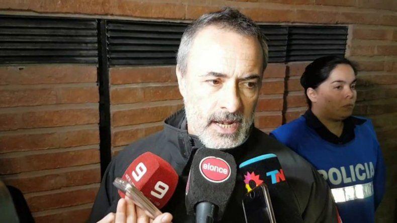 El Corcho Rodríguez se presentó en tribunales y desacreditó a Centeno
