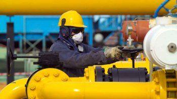 chile: neuquen acuerda hoy la exportacion de gas