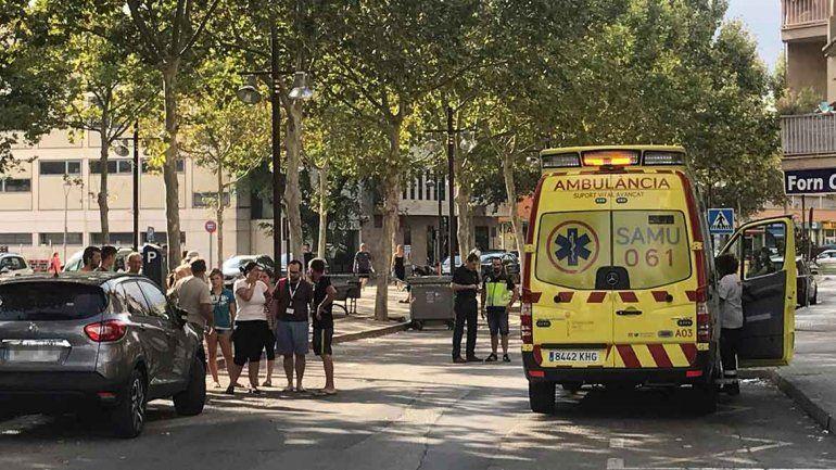 La tragedia ocurrió en la ciudad balnearia de Mallorca. Es la octava víctima que muere en las mismas circunstancias en lo que va de este verano.