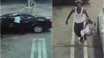 El ladrón regresó al lugar del robo, esperó a la Policía y se entregó.