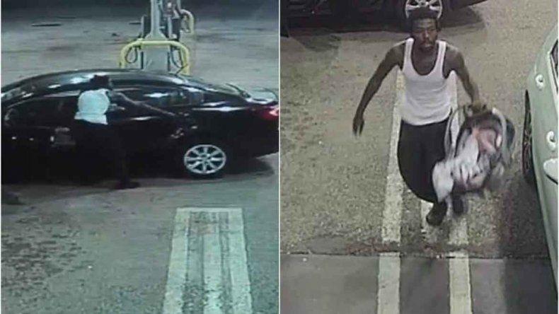 El ladrón regresó al lugar del robo