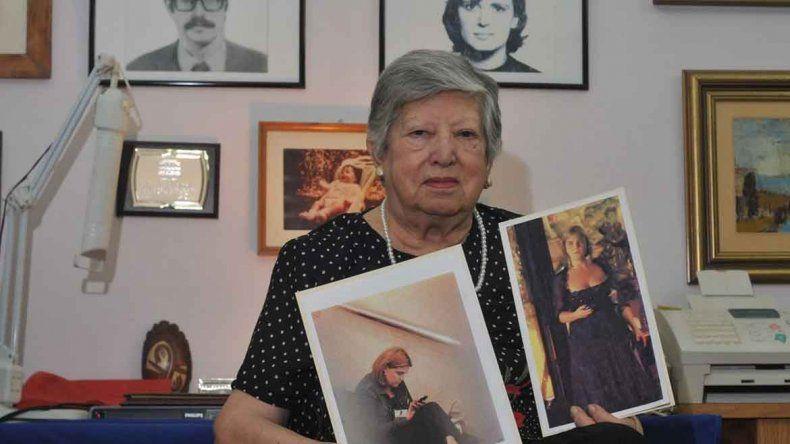 Chicha fue una de las 12 abuelas que crearon la asociación.