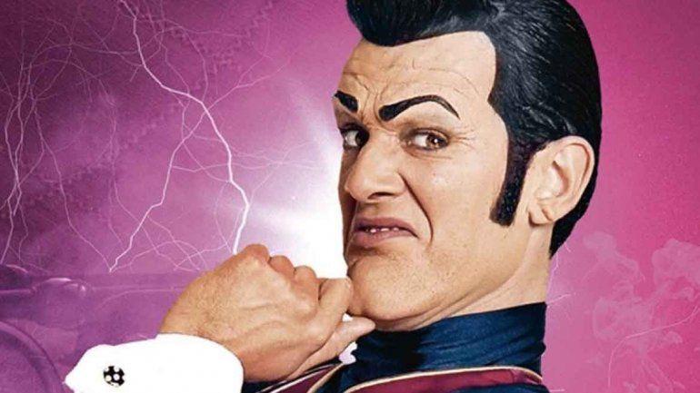 El actor se hizo conocido su personaje a través de Nickelodeon.