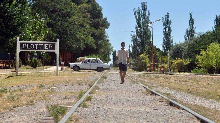 Plottier piensa tener su propio tren en el 2019