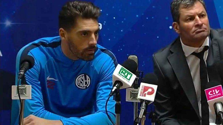 Navarro viene de ser clave ante los chilenos