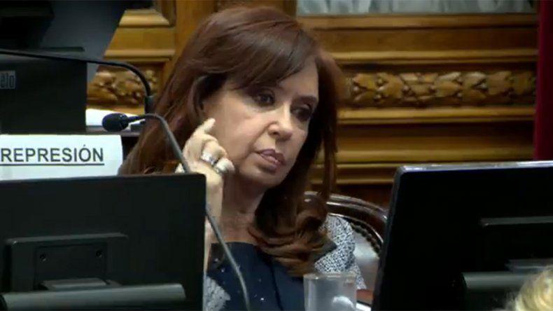 Bonadio procesó a CFK como jefa de asociación ilícita