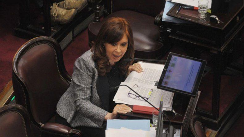 Cristina Kirchner: Hay una manipulación descarada y humillante hacia mi persona