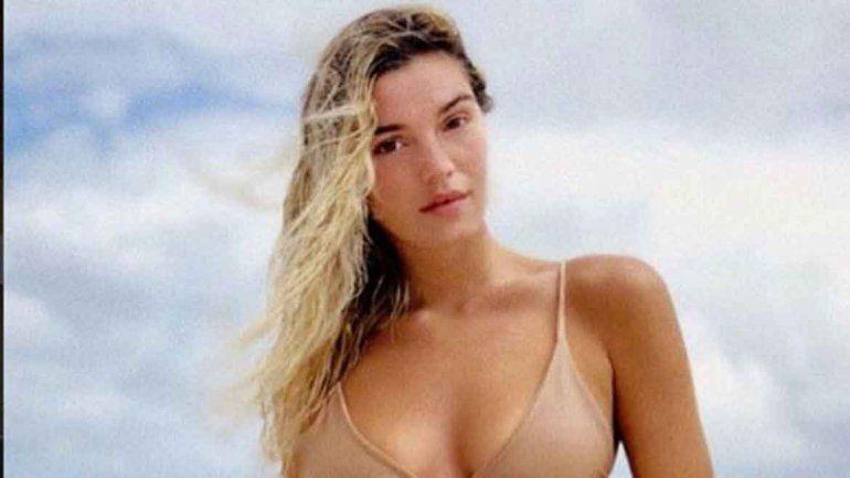 La joven comenzó su carrera de modelo luego de ganar un concurso cuando tenía 14 años.
