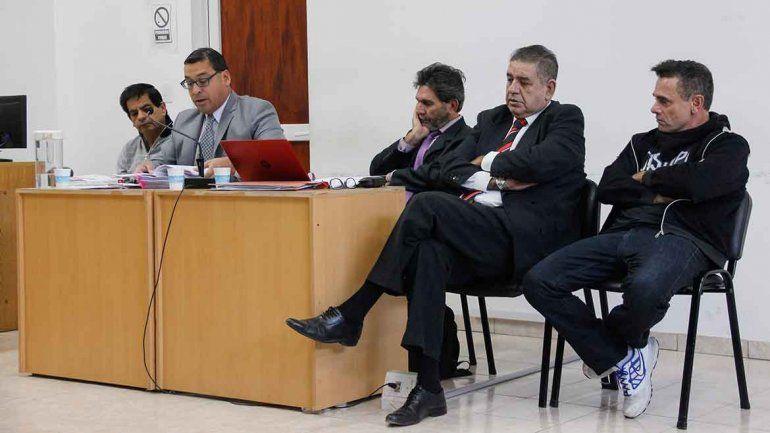 Fueron absueltos Rubén López y  Luis Abramovich