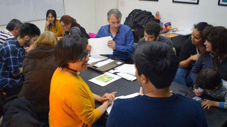 Estudiantes avanzados hacen prácticas en ONG