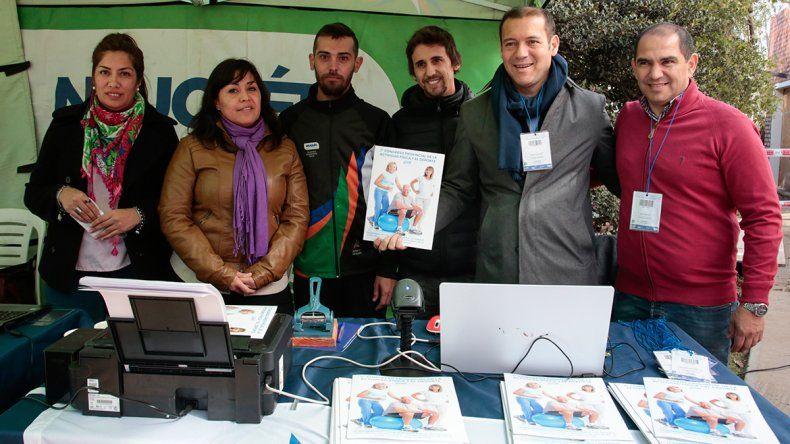 Sesiona en Neuquén el tercer Congreso provincial de Actividad Física y Deporte