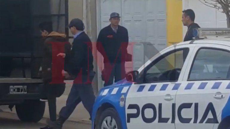 El joven acusado de violación quedó en la U11 en aislamiento y sedado