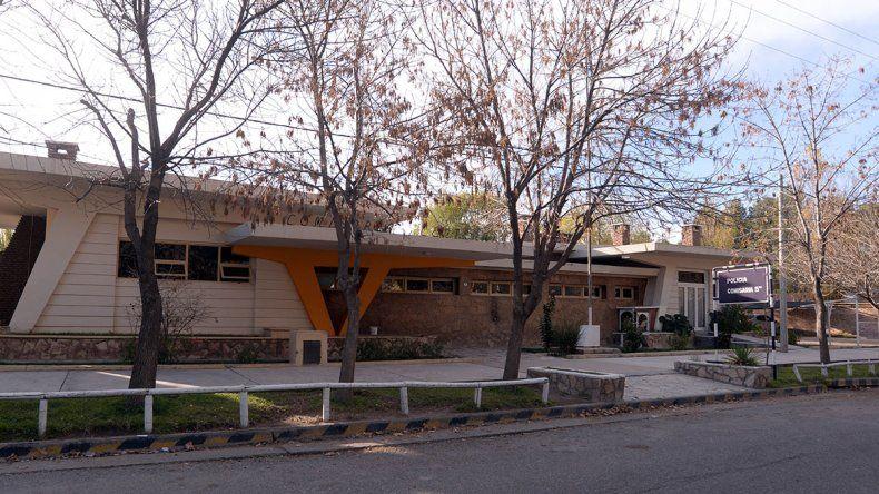 La Comisaría Quinta de Centenario intervino en el caso.